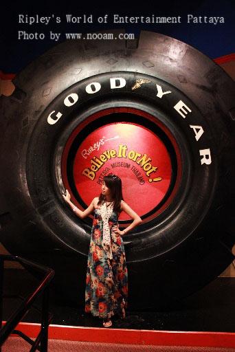 พาเที่ยวพิพิธภัณฑ์ริบลีส์ พัทยา Ripley's Believe It or Not! Pattaya