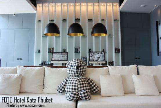 รีวิว โรงแรมโฟโต้ โฮเทล Foto Hotel กะตะ ภูเก็ต ห้องสวย วิวทะเล บรรยากาศดี