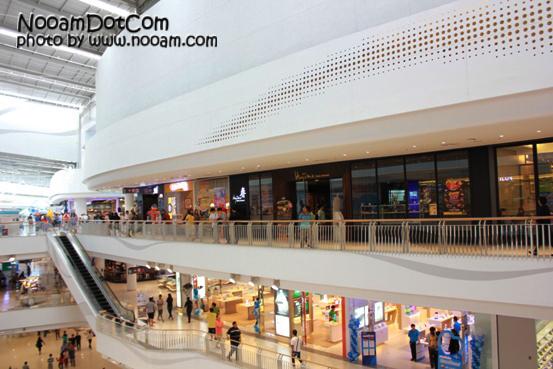 รวมร้านอาหาร ธนาคาร แหล่งช็อปปิ้ง โรงหนัง ใน Central Westgate บางใหญ่