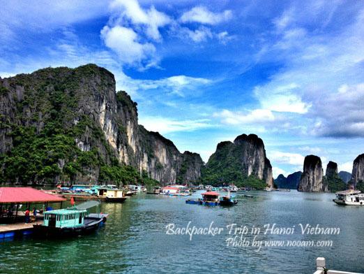 เที่ยวเวียดนามด้วยตัวเอง วันที่ 2 ไปเที่ยวฮาลองเบย์กัน