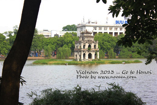 รีวิว แบกเป้เที่ยวเวียดนามด้วยตัวเอง รวมข้อมูลที่พัก แหล่งท่องเที่ยว และการเดินทาง ในฮานอย