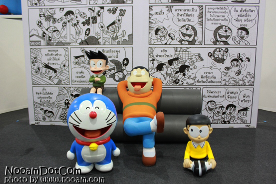 รีวิวงาน Doraemon Comic World ที่ เซ็นทรัลพลาซ่า เวสต์เกต รวมฉากถ่ายรูปน่ารัก