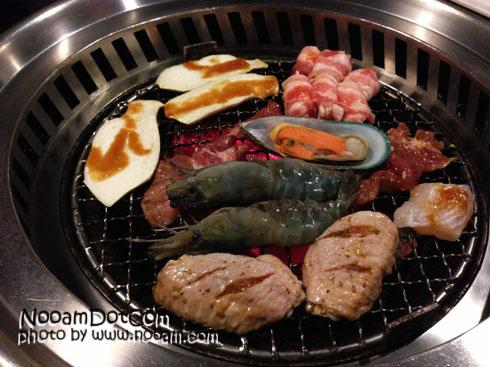รีวิวร้าน Uchi Yakiniku  บุฟเฟต์เนื้อย่างปิ้งย่างสไตล์ญี่ปุ่นอร่อยๆ ที่ซอยอารีย์