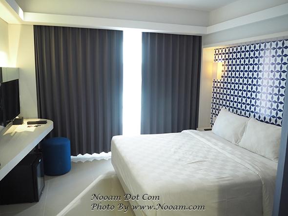รีวิว โรงแรมคราวน์ ปรินซ์ (Crown Prince) สุราบายา อินโดนีเซีย ใกล้ห้างตุงจุงัน เดินทางสะดวก ใจกลางเมือง