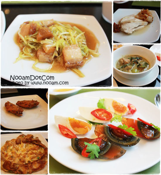 รีวิว ห้องอาหาร ครัวหลวง บุฟเฟต์ข้าวต้มมื้อค่ำ อร่อย เครื่องเคียงเยอะ ที่โรงแรมแมนดาริน สามย่าน-หัวลำโพง