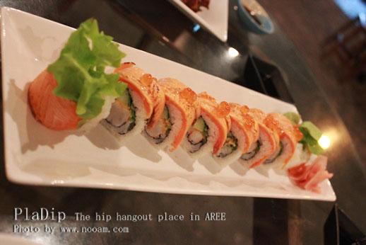 รีวิว ร้านปลาดิบ ซอยอารีย์ อาหารญี่ปุ่นฟิวชั่น บรรยากาศดี