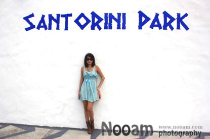 รีวิว แหล่งช้อปปิ้งและสวนสนุกแถวชะอำ-หัวหิน เพชรบุรี Santorini Park Cha-Am (ซานโตรินี่ พาร์ค ชะอำ)  และ แผนที่วิธีเดินทาง