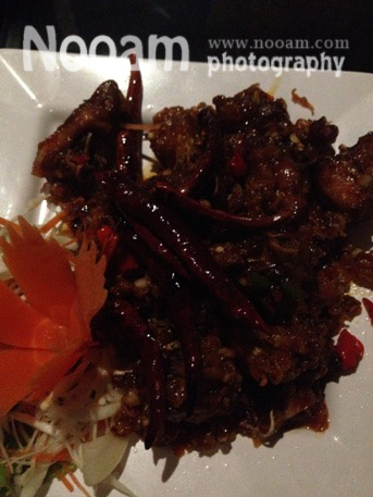 รีวิวร้านอาหารนนธธารา ริมน้ำและริมสวน ถ.ชัยพฤกษ์-ราชพฤกษ์ ปากเกร็ด นนทบุรี