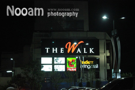 พาไปชมและชิมที่ The Walk ราชพฤกษ์ เดอะวอล์คไลฟ์สไตล์มอลล์แนวใหม่ พระราม 5 นนทบุรี