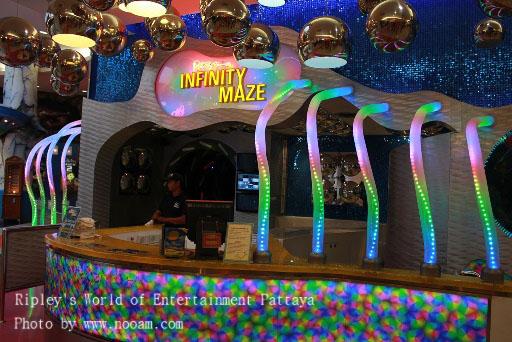 พาเที่ยวพิพิธภัณฑ์ริบลีส์ พัทยา Ripleys Believe It or Not Pattaya