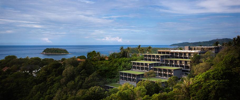 รีวิว โรงแรมโฟโต้ Foto Hotel กะตะ ภูเก็ต ห้องสวย วิวทะเล บรรยากาศดี