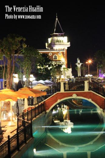 พาเที่ยว เดอะ เวเนเซีย หัวหิน-ชะอำ(The Venezia Huahin) เวนิสเมืองไทย