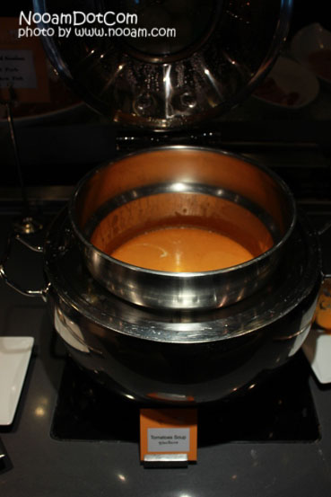 พาชิม บุฟเฟ่ต์นานาชาติอร่อยๆที่ห้องอาหาร The Square โรงแรม โนโวเทล แพลตตินั่ม ประตูน้ำ ( Novotel Platinum Pratunam)