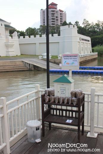 รีวิว ร้านอาหารสองฝั่งคลอง อาหารไทยและซีฟู้ดริมแม่น้ำ วิวสวย บรรยากาศดีที่โรงแรม บัดดี้ โอเรียนทอล ริเวอร์ไซด์ ปากเกร็ด