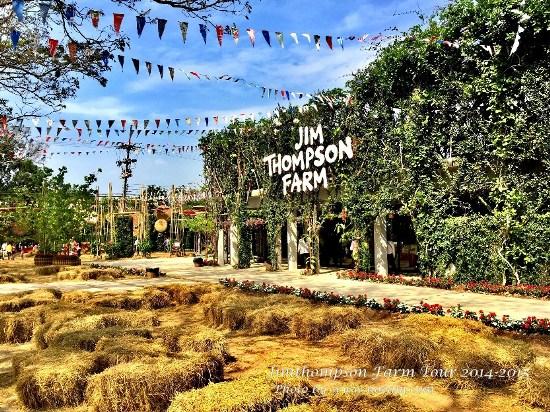 Jim Thompson Farm Tour
