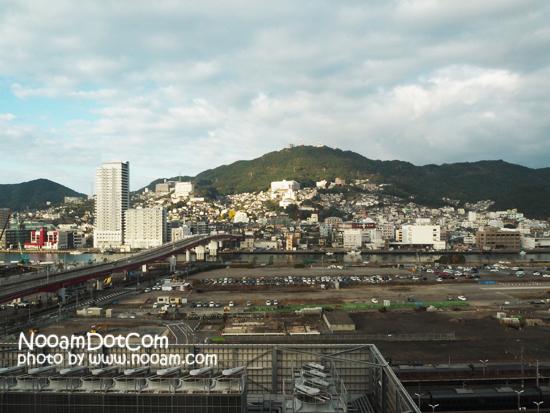 รีวิว JR Kyushu Hotel Nagasaki โรงแรมในนางาซากิ ที่สะดวก สะอาด ใกล้ห้าง Amu Plaza