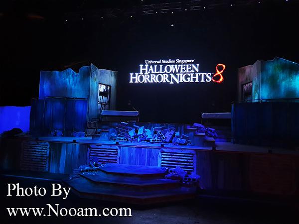 รีวิว บ้านผีสิงสุดหลอนในงาน Halloween Horror Nights 8 ที่ สวนสนุก Universal Studios สิงคโปร์ 2018